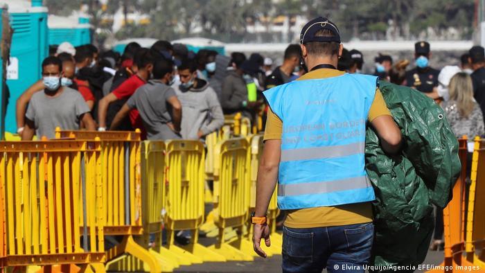 La plupart des migrants arrivés sur les îles Canaries pourraient être expulsés