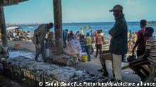 Senegal Dakar |Coronavirus |Fischerei