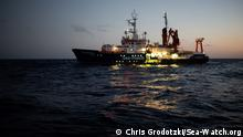 Rettungsschiff Seawatch 4