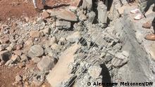 Äthiopien Streitkräfte von Tigray feuern Raketen nach Amhara