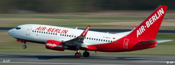 Air-Berlin-Maschine (Foto: AP)