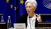 Präsidentin der Europäischen Zentralbank Christine Lagarde