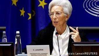 Αδιανόητη θεωρεί τη διαγραφή χρέους η Κριστίν Λαγκάρντ