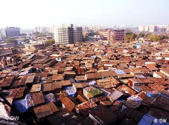 Dharavi der grosste Slums Asiens Projekt Megacities. Copyright: Disha Uppal Asia English South Asia Service Deutsche Welle