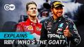 REV EXPLAINS: Is Schumacher a more complete driver than Lewis Hamilton?