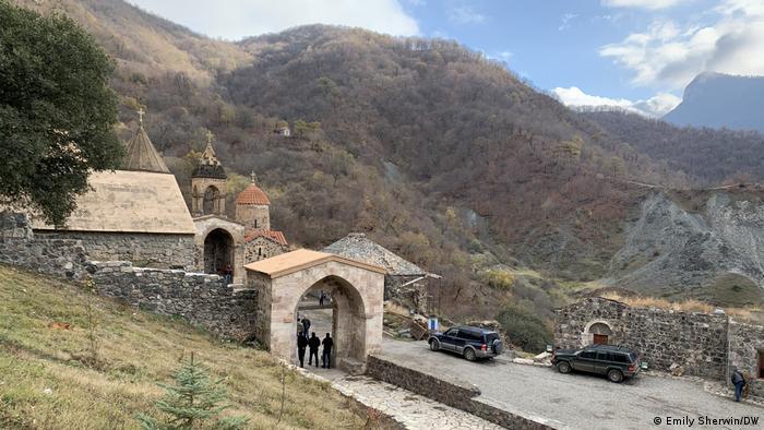 Монастир Дадіванк - християнська святиня Закавказзя