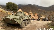 Armenien Aserbaidschan Nagorno-Karabakh Konflikte
