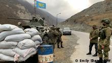 Armenien Aserbaidschan Nagorno-Karabakh Konflikte 8