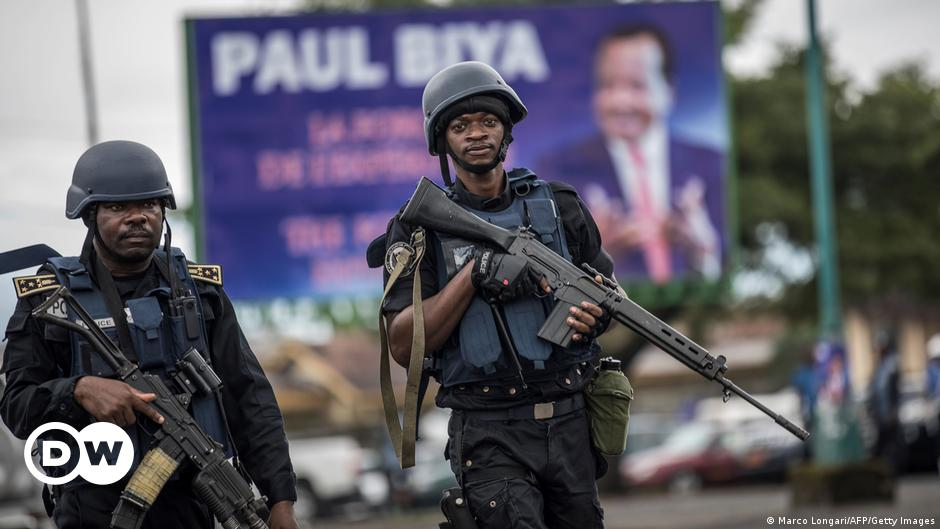 Germany dodges mediating role in Cameroon′s bloody conflict