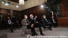 Festakt zum 75. Jahrestag Nürnberger Kriegsverbrecherprozesse