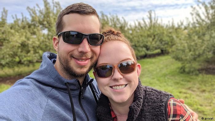 Sarah und Andrew Wilhelm | USA, Thanksgiving 2020