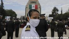 Mexiko I 110. Jahrestag der mexikanischen Revolution