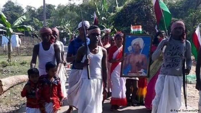 Indien Birsa Munda