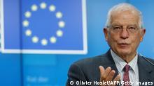 Brüssel EU |Josep Borrell, Außen- und Sicherheitsbeauftragter