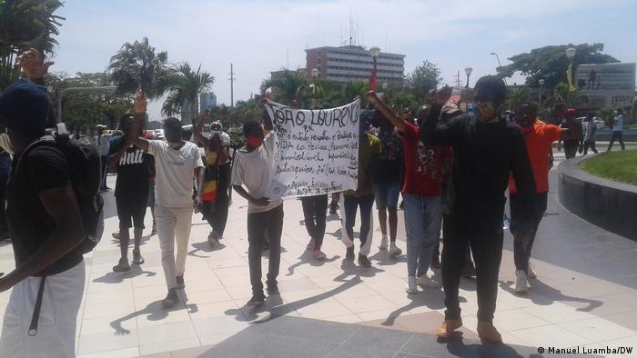 Angola | Proteste gegen Korruption in Luanda