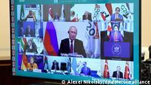 Virtueller G20-Gipfel | Russland