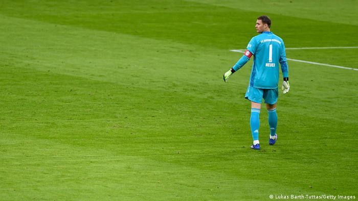 Fußball Bundesliga FC Bayern München - SV Werder Bremen | Manuel Neuer