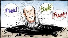 DW Spanisch Karikatur |US-Wahl, Rudy Giuliani