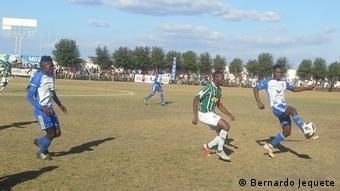 Textáfrica I Fußball Mannschaft aus Mosambik