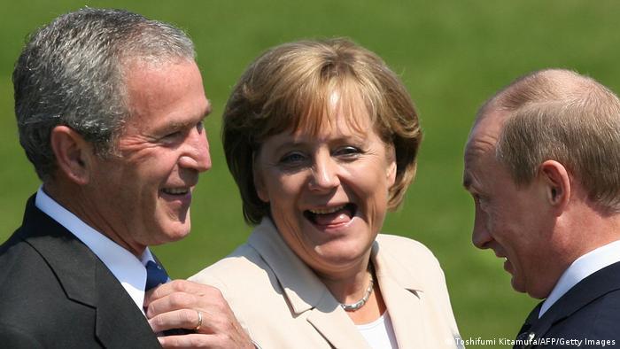 Deutschland G8 Gipfel in Heiligendamm