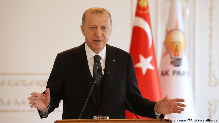 """Erdoğan """"İnsan Hakları Eylem Planı"""" hakkında açıklamalarda bulundu"""
