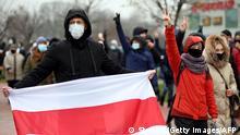Belarus | Sonntagsproteste in Minsk