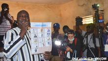 Burkina Faso Wahlen 2020 | Zephirin Diabre