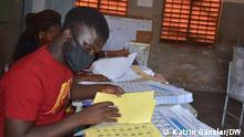 Burkina Faso Wahlen 2020   Wahlhelfer