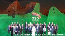 G20 Gipfel Saudi Arabien | Gruppenfoto digital