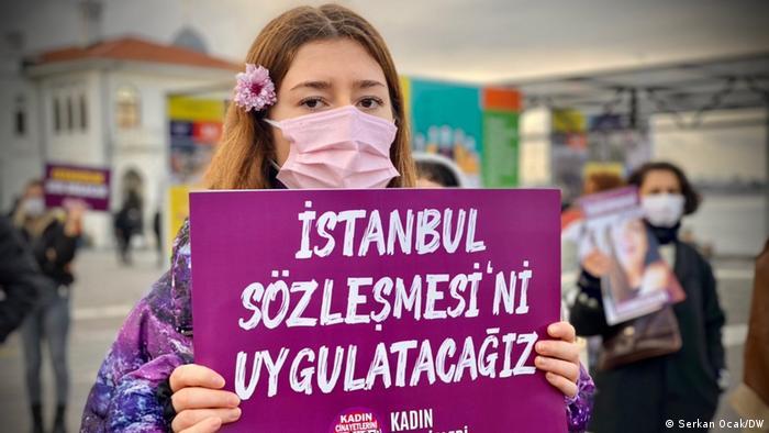 Žene u Turskoj zahtijevaju primjenu Istanbulske konvencije