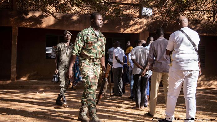 Burkina Faso Wahlen 2020 | Sicherheitskräfte