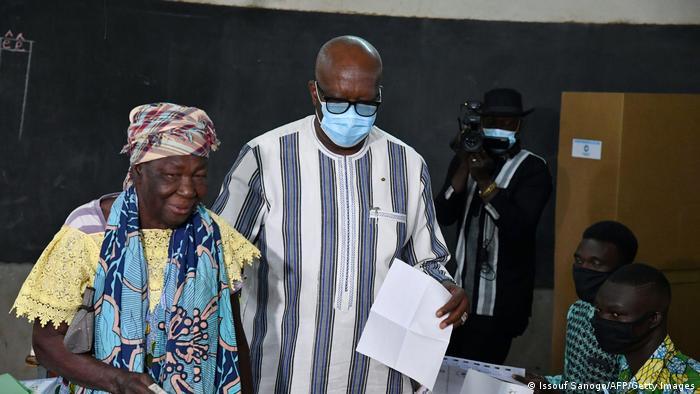 Burkina Faso Wahlen 2020 | Roch Marc Christian Kabore
