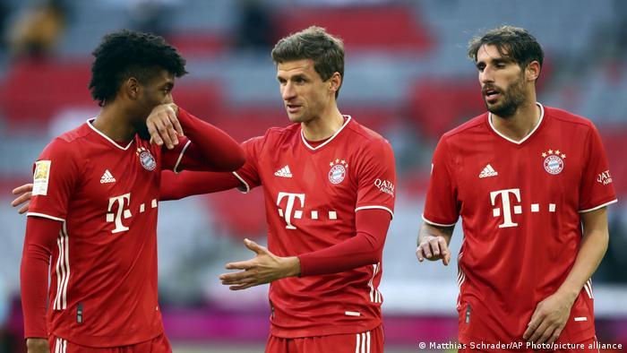 Fußball Bundesliga   Bayern München - SV Werder Bremen
