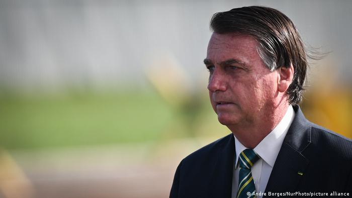 Brasilien Brasilia |Jair Bolsonaro, Präsident