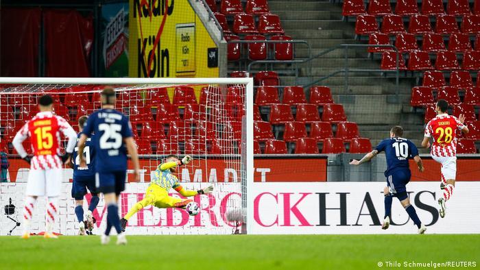 Fußball Bundesliga  FC Köln - Union Berlin