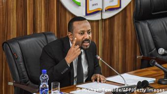 Äthiopien   Premierminister   Abiy Ahmed Ali