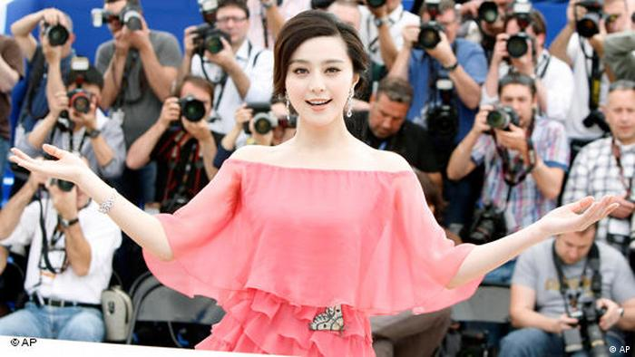 Flash-Galerie Internationale Filmfestspiele von Cannes 2010 Fan Bingbing (AP)