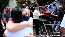 Brasilien Porto Alegre | Beerdigung von Joao Alberto Silveira Freitas nach Tod durch Sicherheitspersonal im Supermarkt