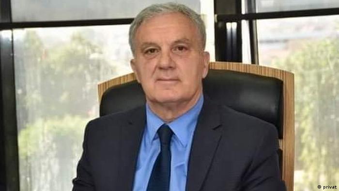 Mazedonien Prilep | Krankenhaus Direktor | Dr. Ilija Jovanoski