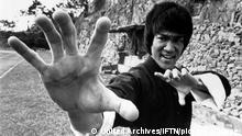 Jing wu men, aka: Todesgrüsse aus Shanghai, Hongkong 1972, Regie: Wei Lo, Darsteller: Bruce Lee | Verwendung weltweit