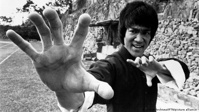 Jing wu men Bruce Lee Hongkong