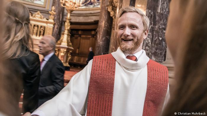 Michael Kösling, Berliner Dom |evangelischer Geistlicher