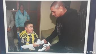 İslam Olkun Roberto Carlos ile buluşmasını unutamıyor