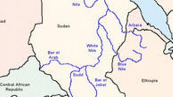 The Nile basic countries