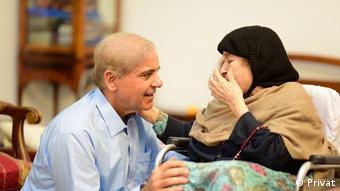 Pakistan Shamim Bibi Nawaz Shreef