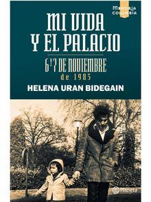 Buchcover Mi vida y el Palacio