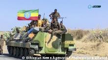 Äthiopien | Videostill Ethiopian News Agency | Militär