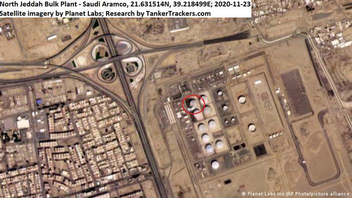 Saudi-Arabien Jiddah | Planet Labs Inc. | Satellitenbild