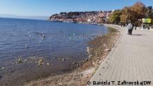 Nordmazedonien Ohridsee