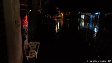 Brasilien Macapá |Stromausfall in 13 Bezirken
